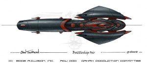 battleship Osir